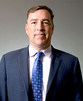 Steve Boyd, President & Chief Operating Officer