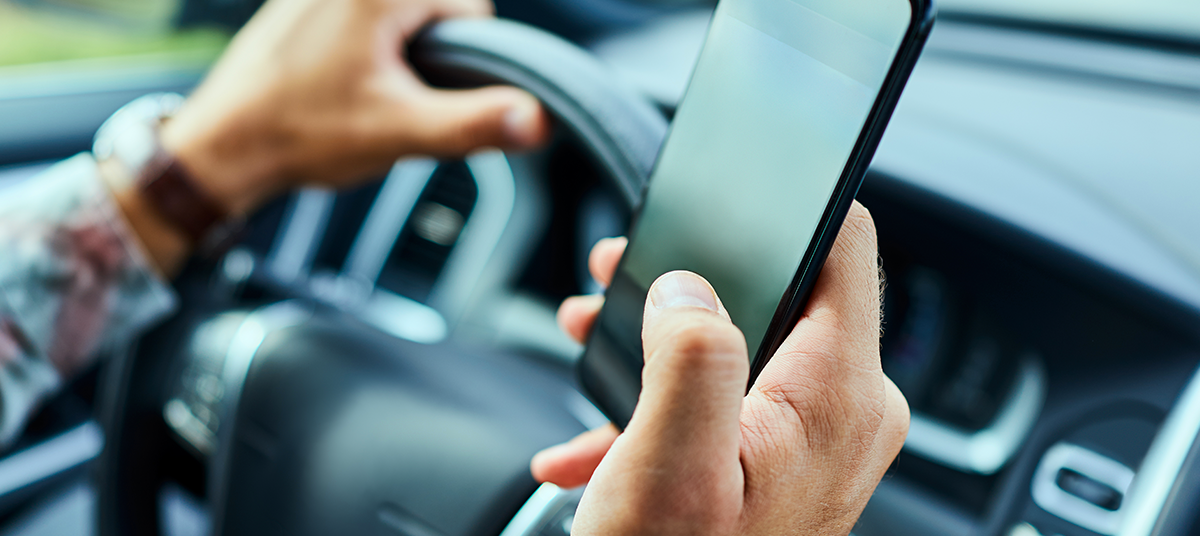 Distracted driving and your insurance client's employees